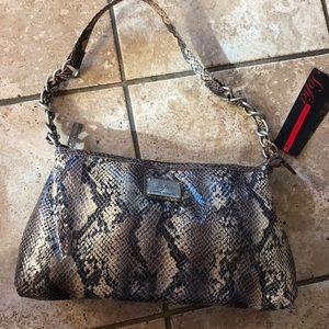 New Snakeskin handbag